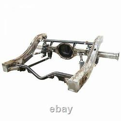 1955-57 Chevy Bel Air Tri-Five Rear Triangulated 4-Link Suspension Kit witho Coils