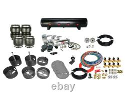 1966-1970 & 1977-1996 Chevy Caprice Complete Air Ride Suspension Kit (FBSS)
