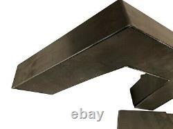 3/16 Universal Eight Piece Weld-in C-Notch 8 Frame Step Cnotch Mini Full size