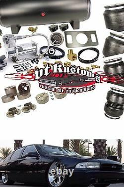 91-96 Chevy Impala / Caprice Air Ride Suspension Kit