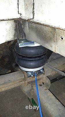 AIR SUSPENSION KIT Citroen RELAY for Motorhome, Recovery