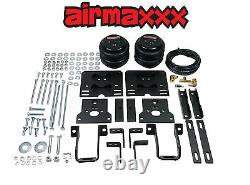 Air Bag Suspension Helper Spring Kit Bolts On 05-10 Ford F250 F350 4x4 Over Load