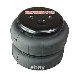 Air Compressors 400 Pewter 3/8 Valves 2500 Air Ride Bags Black 7 Switch & Tank