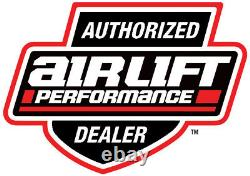 Air Lift 75440 Front Air Ride Suspension Kit Pair of Struts or Bags