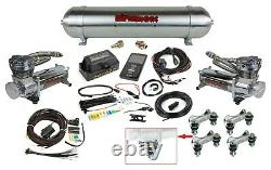 Air Lift Performance 3P 27685 3/8 3P Package Airmaxxx 480 Compressor Harness