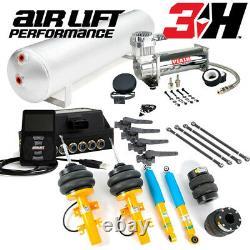 Air Lift VW Transporter T6, T5, T28 T30 Digital 3H Air Complete Suspension Kit