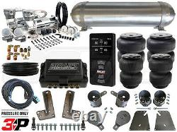 Air Ride Suspension Kit 1958-1964 Chevy Impala with Air Lift 3P BCFAB