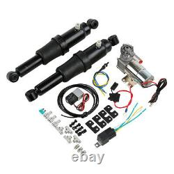 Air Ride Suspension Kit Fits For Harley Touring Models Road King Glide 1994-2021