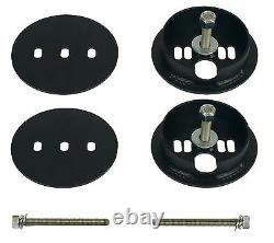 Air Ride Suspension Kit For 1963-72 Chevy C10 3/8 Valves 7 Switch Bags Tank 580B
