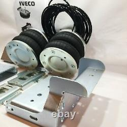 Air Suspension KIT with Compressor for IVECO Daily 35 S-L 2006-2014 4000kg