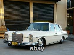 Air Suspension Kit 1965-1972 Mercedes W108 1/4 Analog Airbag System BCFAB