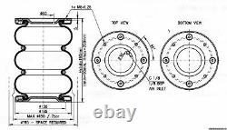 Air Suspension Kit Ford Transit Twin Rear Wheel Rwd 2001 2020 Tipper Luton