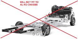 Air Suspension Kit Peugeot Boxer 1994 -2020 Recovery Motorhome Luton Van Camper
