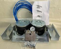 Air Suspension Kit Vw Crafter 2006-2016 Heavy Duty 4000kg Recovery Luton Flatbed
