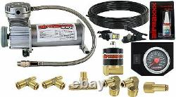 Air Tow Assist Kit withCompressor, Tank & Controls For 99-06 Chevy Silverado 1500