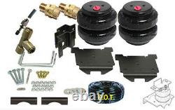 Air Tow Assist Load Level Kit 2003-2008 Dodge RAM 1500 No Drill