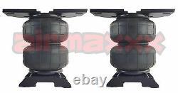 Air Tow Assist Load Level Kit Fits 2003-13 Dodge Ram 2500 3500 No Drill Install