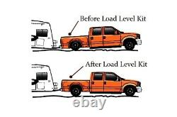 Air Tow Assist Load Level Kit For 2014-18 Dodge Ram 3500 Truck No Drill Install