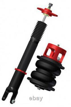 Air lift 75620 strut air suspension 4.4 rear drop kit fits 2003-08 nissan 350z