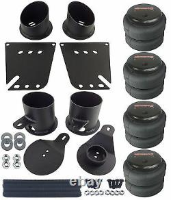 Airmaxxx 1958-1964 Chevy Impala Front and Rear Air Bag Suspension Brackets 2500