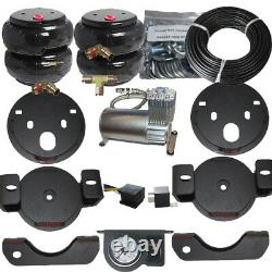 B 2001-10 Chevy 2500 TOW Assist Over Load Air Bag Suspension Lift