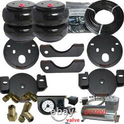 B 2001-10 Chevy 2500 TOW Assist Over Load Air Bag Suspension Management DC100