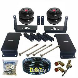 B Air Tow Assist 1988-1998 Chevy 2wd C1500 4wd K1500 truck rear overload level