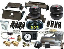 B TOW Air Suspension 1980 96 Ford F100 F150 Tow with Air Management