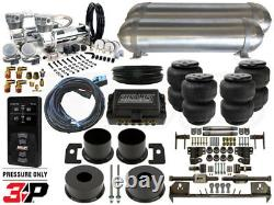 Complete Air Ride Suspension Kit 1964-1969 Lincoln Continental 3/8 LEVEL 4 3P