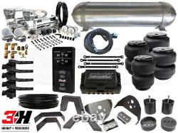 Complete Air Suspension Kit 1999-2006 Chevy Silverado LEVEL 4 with Air Lift 3H
