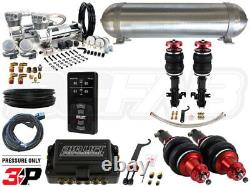Complete Air Suspension Kit 2010-2015 Chevrolet Camaro LEVEL 4 withAir Lift 3P