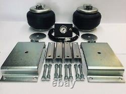 Fiat Ducato, Peugeot Boxer, Citroen Jumper Air Suspension Kit (NEWEST TECHNOLOGY)