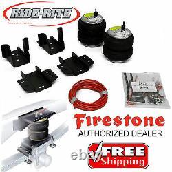Firestone Air Springs 2430 Ride Rite for 08-18 Chevy Silverado GMC Sierra 1500