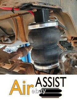 LA01 AAA Suspension Air Bag kit Holden 1 Tonner Ute Commodore Crewman VZ Cross 8