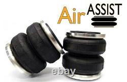 LA08 4x4 4WD to June 2012 Ford Ranger PK PJ Air Suspension Bag Load Assist Kit