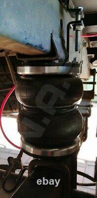LA14 Air Bag Suspension Load Assist Kit for Nissan Navara 4WD D40 S6 ST-X RX