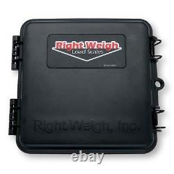 Right Weigh 310-54-RK TANDEM Axle Load Scale Kit for Single HCV Air Suspensions