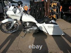 The ORIGINAL 5 air suspension kit, Harley Davidson Street Glide