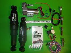 The ORIGINAL 5 air suspension kit, harley davidson air ride trike