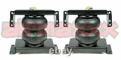 Towing Air Bag Kit 1968-1996 Ford F100 F150 2wd Tow Over Load Rear Suspension