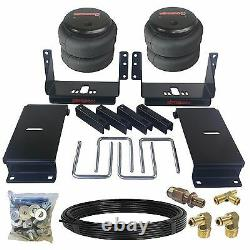 Towing Air Suspension Kit Fits 80-96 Ford F100 F150 Tow Over Load Bag Rear Level