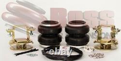 Toyota Tundra 2008 to 2016 BOSS Air Bag Suspension Load Assist Kit LA39