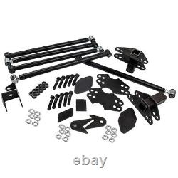 Universal Parallel 4 Link Kit Universal Weld DOM Tubing Has 1.25 Outside Diam