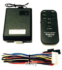 V Accurate Air Level Touchpad Control Black Anodize Air Bag Suspension Customs