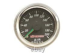 3/8 Airmaxxx Manuel Toggle Switch Avant Arrière 2 Corner Air Ride Management Kit