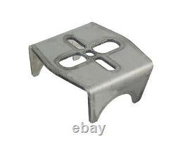 3/8 Kit De Fixation De Sac De Suspension De Piste Arrière Avant Pour 1999-06 Chevy C15