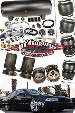 91-96 Chevy Impala / Caprice Air Ride Suspension Kit