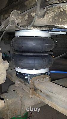 Air Kit Suspension Canalisables 12v Pour Peugeot Boxer Motorhome, Récupération