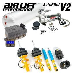Air Lift Vw Transporter T6, T5, T28 T30 Digital V2 Air Complete Suspension Kit