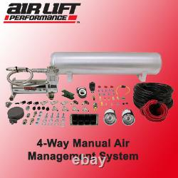 Air Management System 27666 Air Lift Air Ride Suspension Kit Manuel Package 1/4